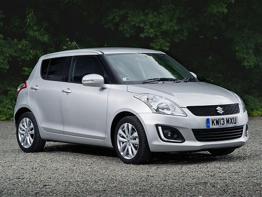 Części do Suzuki Swift