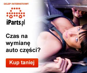 Oryginalne części samochodowe w iParts.pl